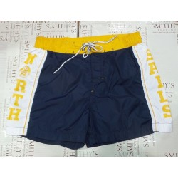 North Sails Costume Boxer Volley Yellow Navy